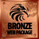 Bronze Web Package