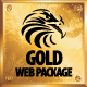 Gold Web Package
