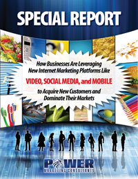 Online Marketing Special Report