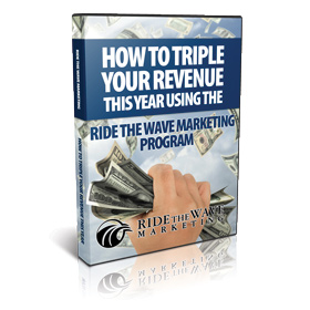 Triple Your Revenue DVD